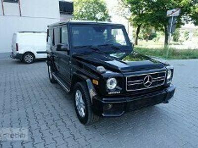używany Mercedes 500 Klasa G W463