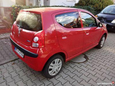 używany Nissan Pixo klimatyzacja 2010