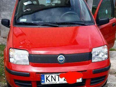 używany Fiat Panda z LPG