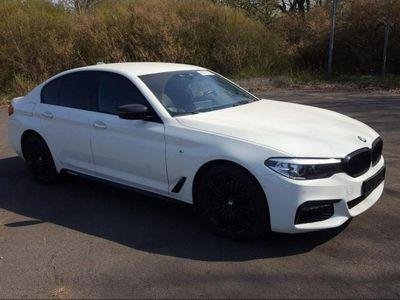 używany BMW 530 3dm 265KM 2018r. 202 850km