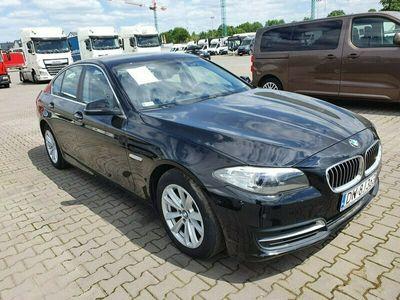 używany BMW 518 2dm 150KM 2016r. 51 609km