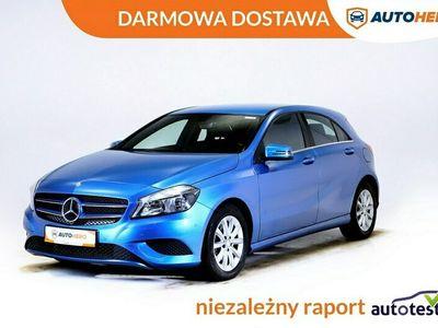 używany Mercedes A180 DARMOWA DOSTAWA, Navi, PDC, Grzane fotele, Klima, Serwis ASO W176 (2012-)