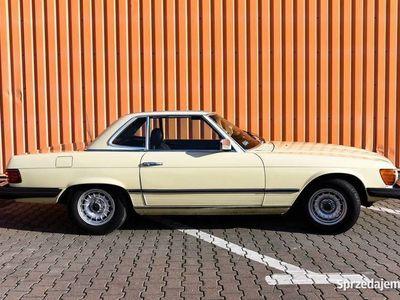 używany Mercedes SL450 r 107 Piękny klasyk 1980r.