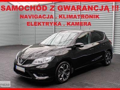 używany Nissan Pulsar I N-CONNECTA + Navigacja + Klimatronik + Kamera + Tempomat !!!