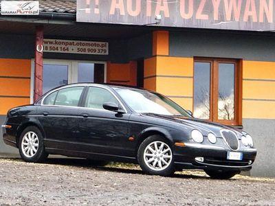 używany Jaguar S-Type 3dm3 238KM 2004r. 167 000km 3,0 V6 238KM Lift. 3-mce gwarancji w cenie