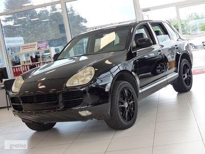 używany Porsche Cayenne I I SUV 3.2 i V6 24V 250 KM 4x4 LPG Alkantara
