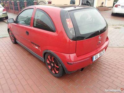 używany Opel Corsa tuning