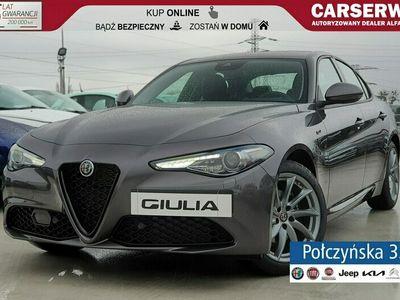 używany Alfa Romeo Giulia 2dm 200KM 2021r. 6km