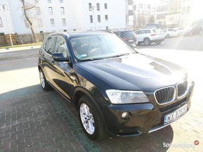 używany BMW X3 X-DRIVE XENON SKÓRA