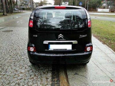 używany Citroën C3 Picasso Lift Śliczna Czarnula 89.000km Zamiana