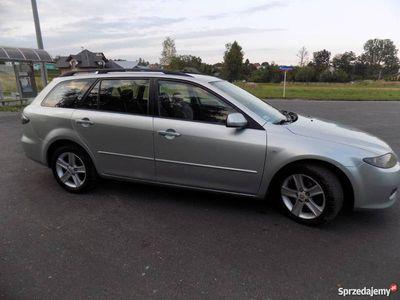 używany Mazda 6 2.0 Diesel 121 kM 2006