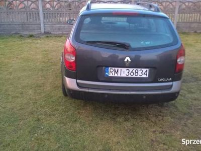 używany Renault Laguna II