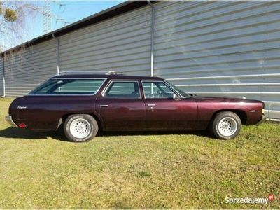 używany Chevrolet 400 Inny Kingswood 1971 Kombi wagon v8