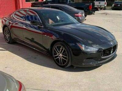 używany Maserati Ghibli 3dm 350KM 2015r. 108 735km