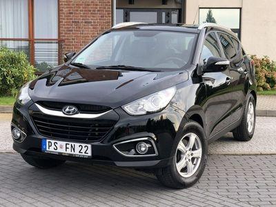 używany Hyundai ix35 2dm 184KM 2012r. 150 245km