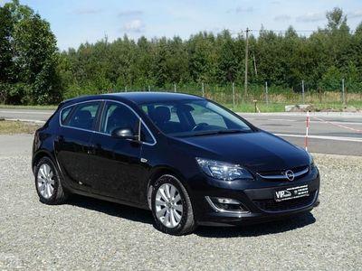używany Opel Astra 1.6CDTI 136KM LIFT COSMO Serwis ASO 1 właściciel