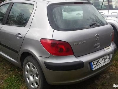 używany Peugeot 307 1.4 +LPG