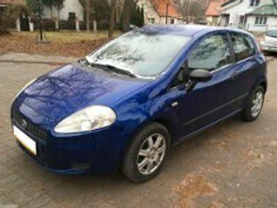 używany Fiat Grande Punto 2006 rok 1.2 benzyna KLIMATYZACJA ! okazja !