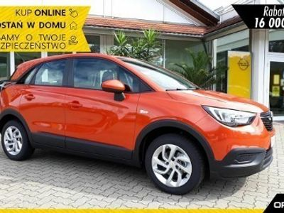 """używany Opel Crossland X Enjoy 1.2 Turbo 130 KM Skrzynia Automatyczna+ Felgi 16""""+ Klimatyzacj"""