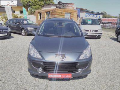 używany Peugeot 205 307 1.6dm3 109KM 2006r.000km stan bardzo dobry.panorama,raty