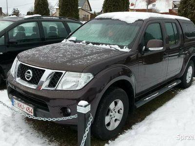 używany Nissan Navara ALPHA 2012 rok Serwisowany Bezwypadkowy
