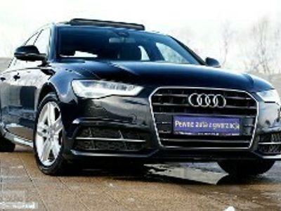 używany Audi A6 V (C8) S LINE skóra MATRIX automat NAWI panorama grzane fotele VAT 23%