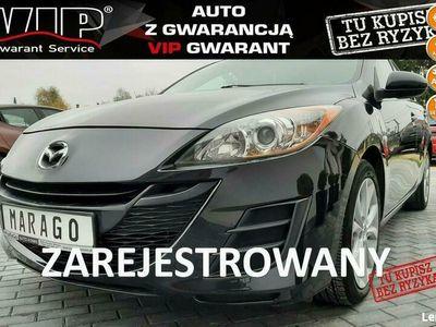używany Mazda 3 1.6 HDI* 116 KM* 6 Biegów* Zarejestrowana*
