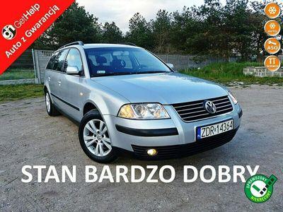 używany VW Passat 1.9 TDI*Climatronic*Alu*Navi*Elektryka*2xKoła*Zadbany*ZOBACZ!!! B5 FL (2000-2005)