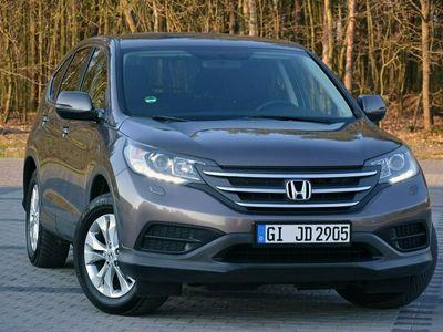 """używany Honda CR-V 2.0i(155KM)*Led*Xenon*Duża Navi*Klimatronik*Alu17""""ASO IV (2012-)"""