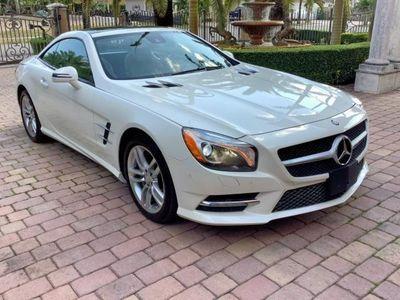 używany Mercedes SL550 4.7 V8 429 KM 2014