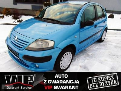 brugt Citroën C3 1.1dm3 60KM 2003r. 280 000km - VIP GWARANCJA!