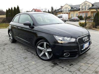używany Audi A1 1.6 2011r. ręczna klima.