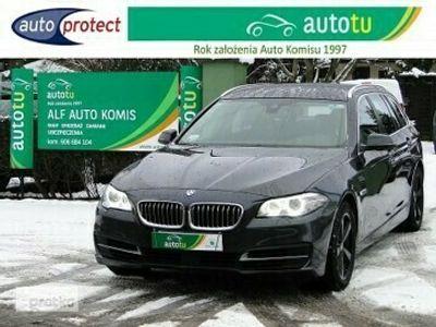 używany BMW 520 SERIA 5*X-DRIVE*Jak Nowa*Serwis*Potwierdzony Przebieg*FAKTURA*PL*190KM*