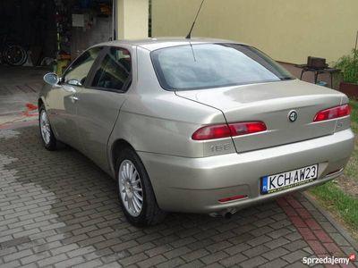 używany Alfa Romeo 156 rocznik 2005 po lifcie diesel 115km