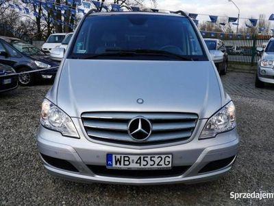 używany Mercedes Viano 2.2dm 163KM 2012r. 57 000km