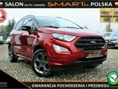 używany Ford Ecosport LIFT / ST-LINE / Salon PL / 1 właścicel / Szyberdach / II (2013-)