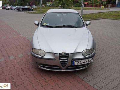 używany Alfa Romeo 147 1.9dm3 115KM 2001r. 270 000km Zarejestrowana i ubezpieczona. Bogate wyposażenie.