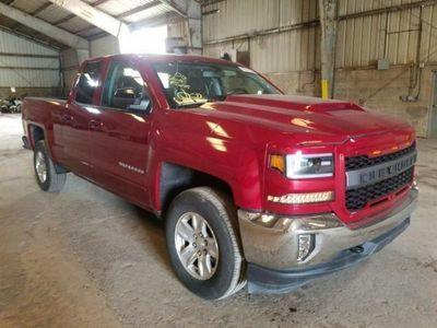 używany Chevrolet Silverado 5.3dm 315KM 2018r. 130 200km