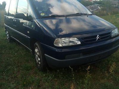 używany Citroën Evasion