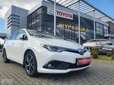 używany Toyota Auris II 1.6 D-4D Dynamic + Comfort