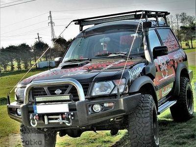 używany Nissan Patrol V [Y61] 2,8d napęd 4x4