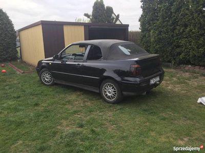 używany VW Golf Cabriolet