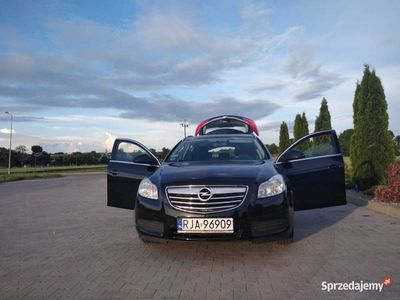 używany Opel Insignia Combi Polecam 2.0. diesel