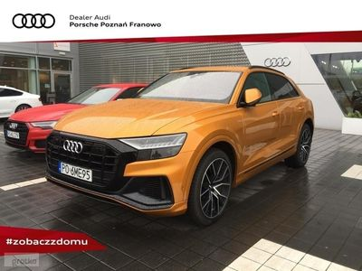 używany Audi Q8 50 TDI quattro 210(286) kW(KM) tiptronic