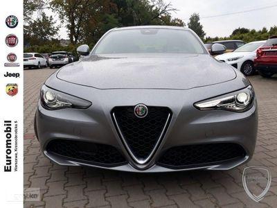 używany Alfa Romeo Giulia rabat: 24% (40 600 zł) Noc Cudów