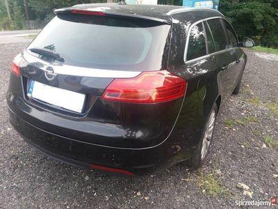 używany Opel Insignia kombi Automat 2.0 Diesel Klima Navi Zamiana