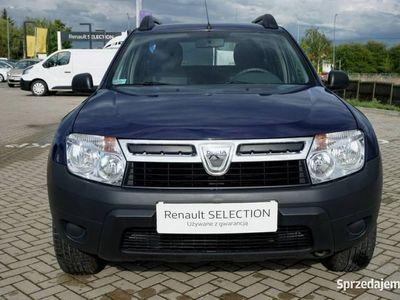 używany Dacia Duster 1.6 16V 105KM Ambiance 4x2 salon I właściciel I (2010-)