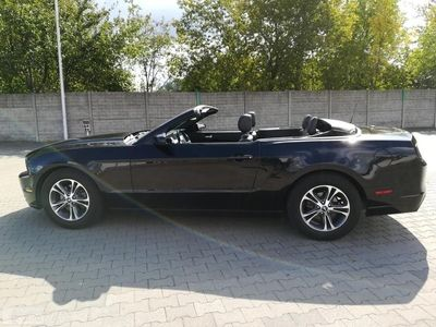 używany Ford Mustang V 3,7 V-6 305 KM cabrio