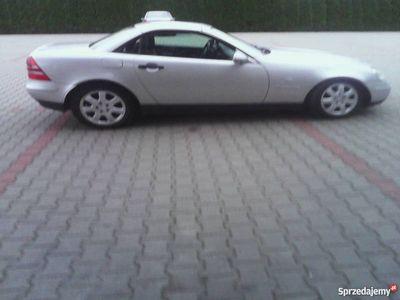 używany Mercedes SLK200 Kompressor B+LPG z Włoch