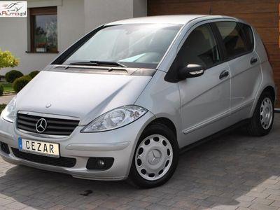 używany Mercedes A180 2dm3 109KM 2007r. 198 200km 2.0 diesel z Niemiec ładny serwis 07r Cz wa